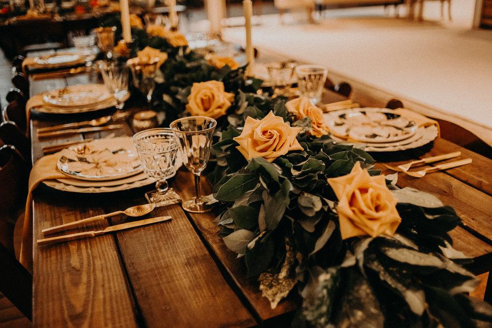 bröllop+vintage+dukning