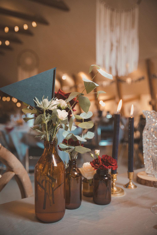bohemiskt sommarbröllop