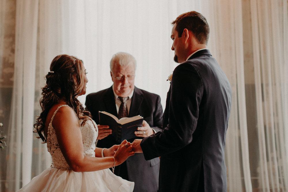 industriellt bröllop