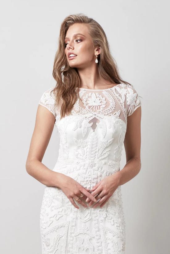 Brudklänning , By Malina