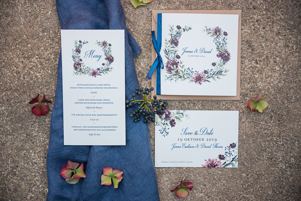 Wedding Blog - Stationary
