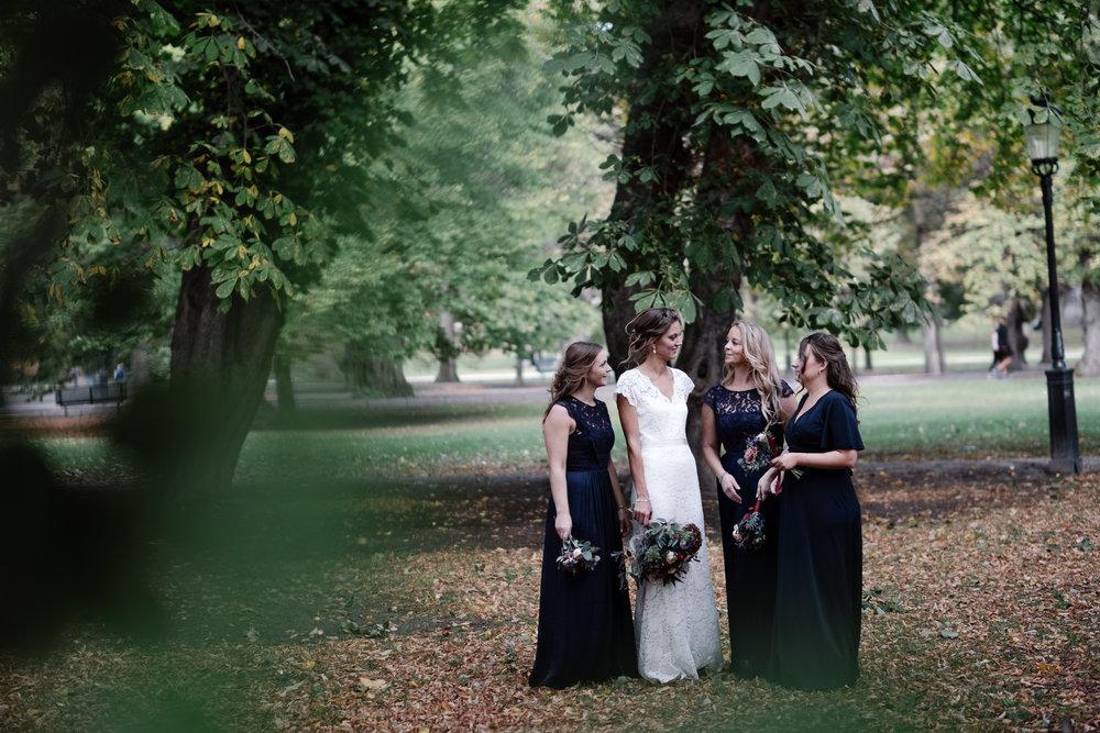 Höstbröllop September