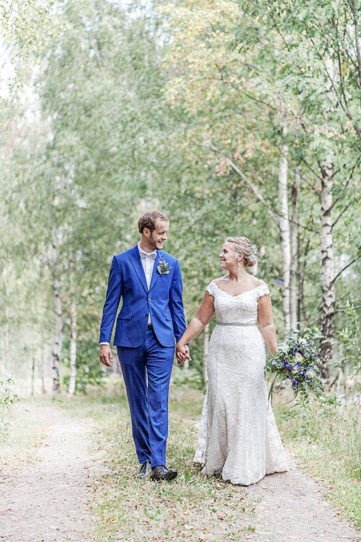 47685d8e23c4 ... men vädret påverkade inte hur lyckad dagen ändå skulle bli. Med bilder  från Åsa Lännerström får vi nu ta del av Maja och Eriks dag.