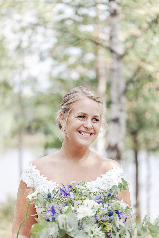 Sommarbröllop+bröllopsberättelse