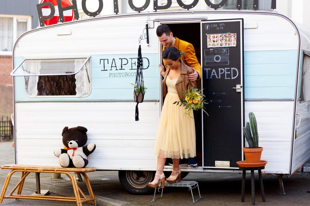 sommarbröllop+urban+food truck