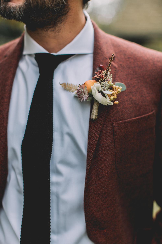 bröllop+boho+höst+brudgum+klädsel