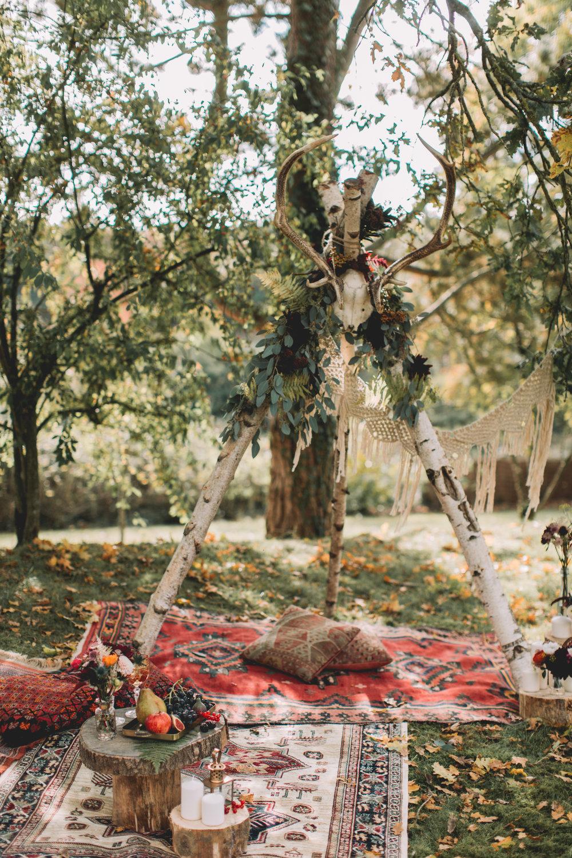 bröllop+boho+höst
