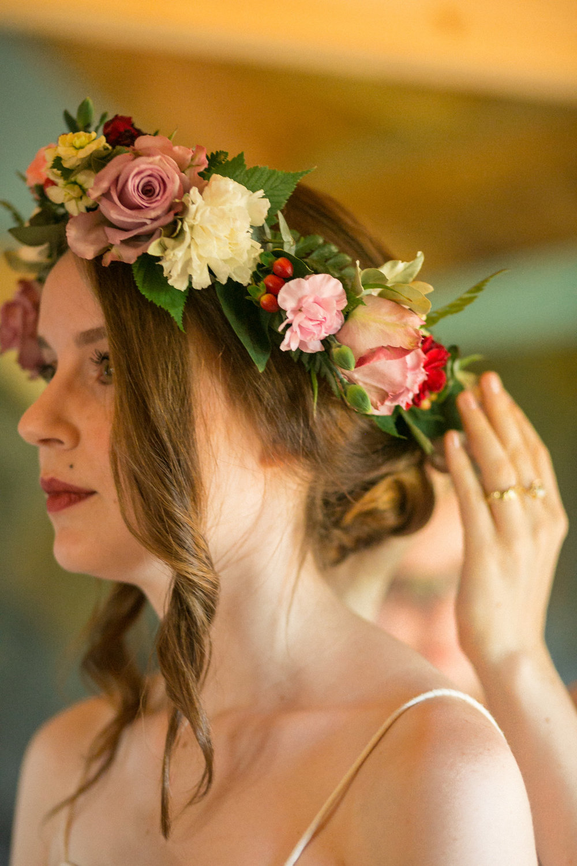 rustikt bröllop+lantligt bröllop+DIY+hår