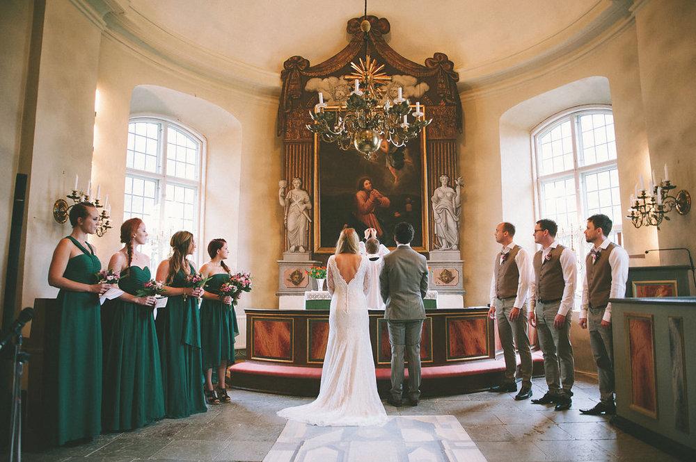 bröllop+kyrklig