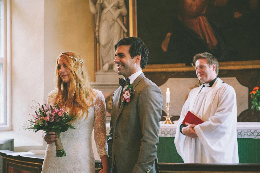 kyrkligt bröllop