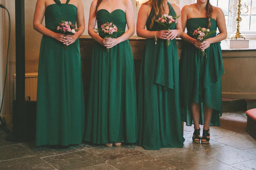 brudtärnor + klänningar