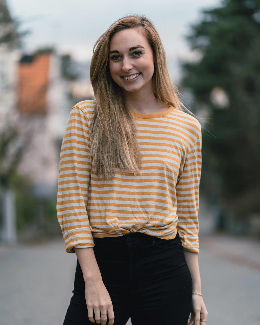 Sophie Zetterberg - Bloggare