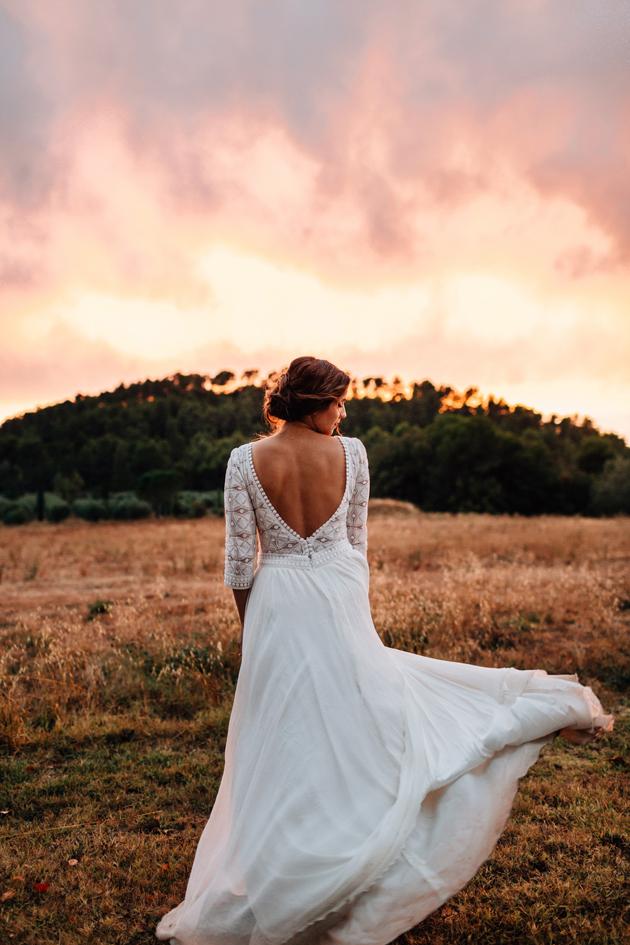 bröllop+porträtt+brudklänning