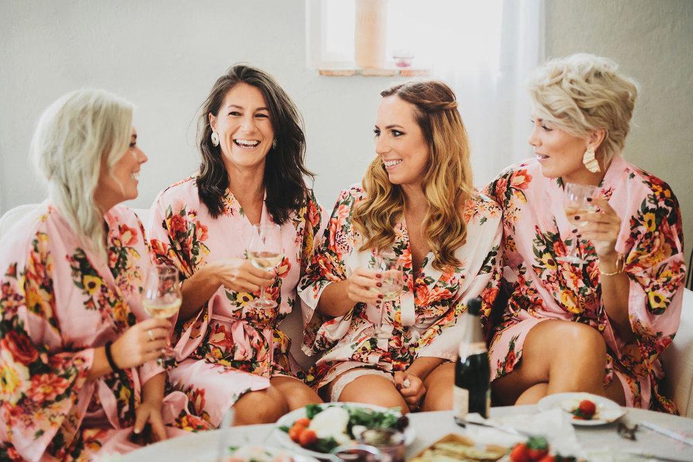 brudtärnor+bröllop