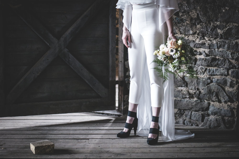 byxor bröllop