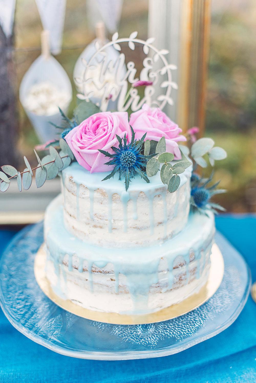 Bröllopstårta + umeå
