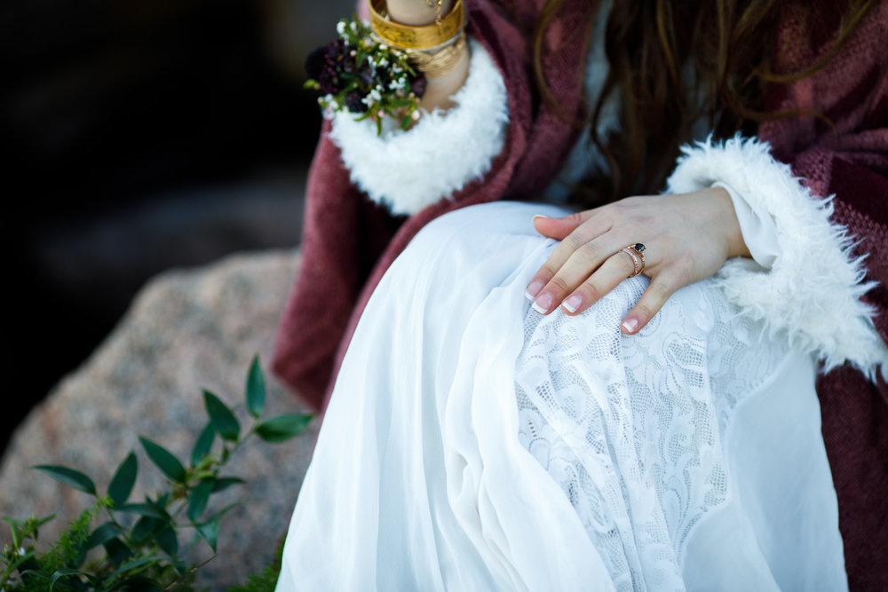 Boho+elopement+vinterbröllop