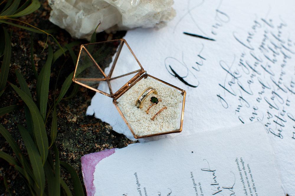 Boho+elopement+vinterbröllop+smycken
