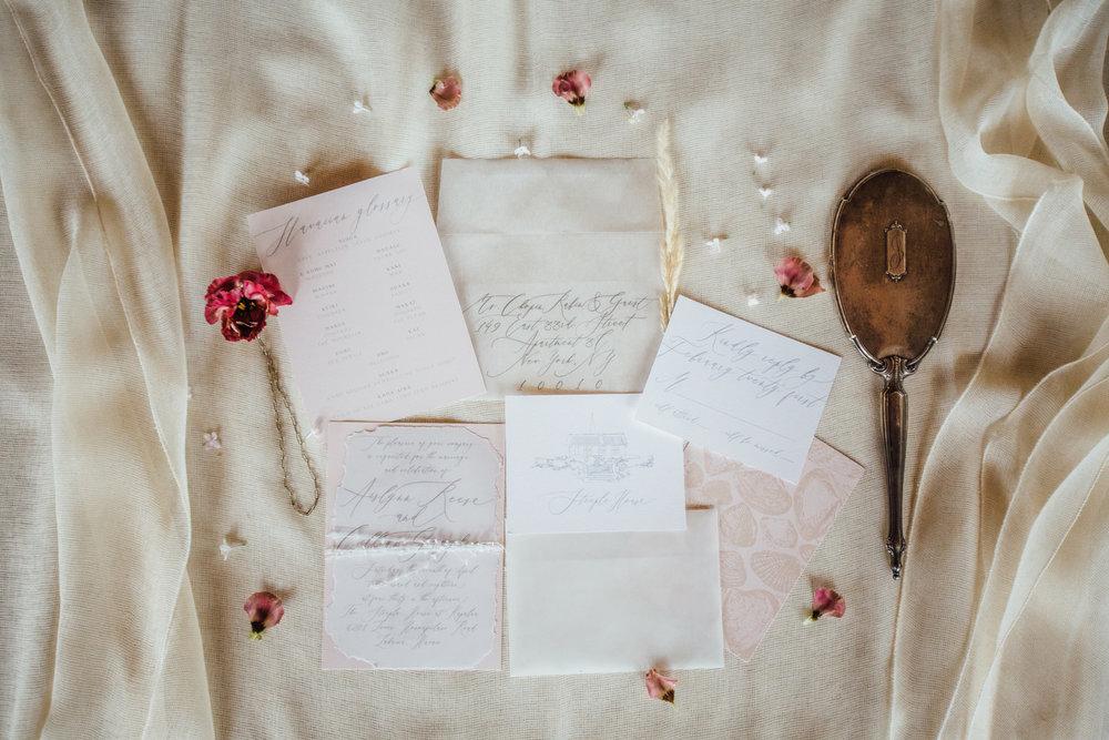 bröllop+vintage+boho+trycksaker