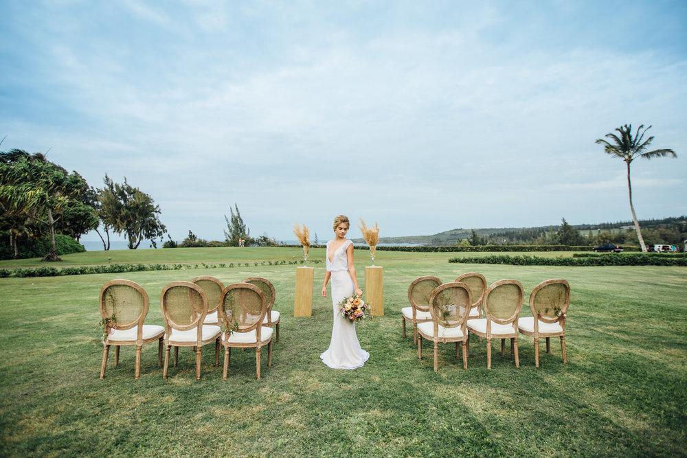 bröllop+vintage+boho+vigsel+brudklänning