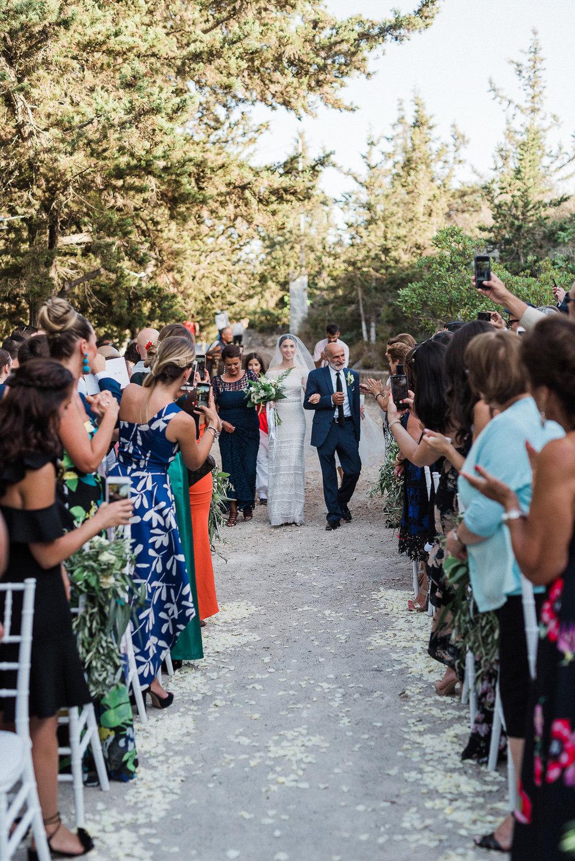 Greek ceremony