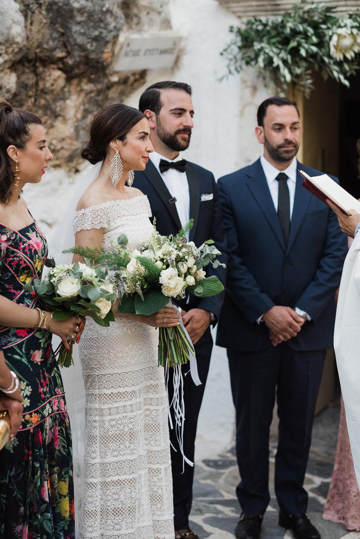 destination wedding in greece