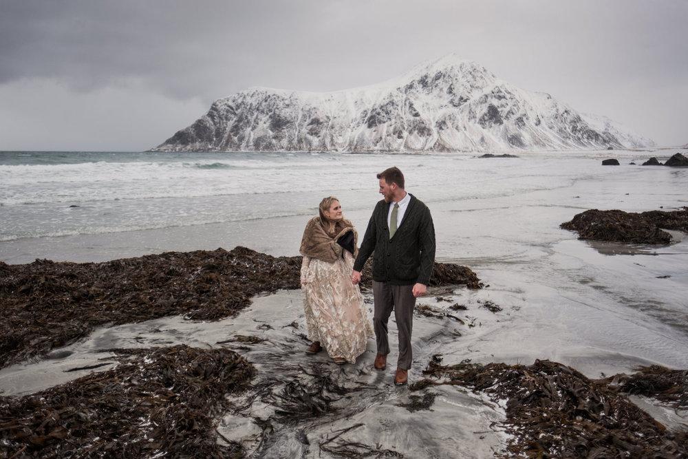 Bröllop i Lofoten