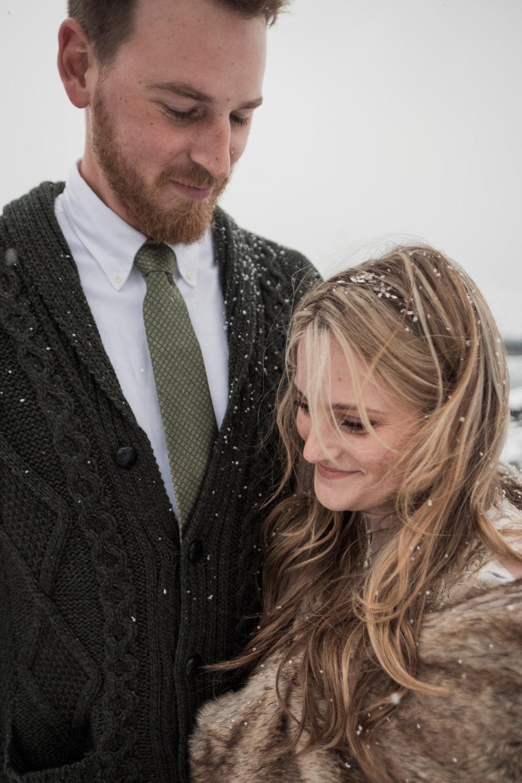Elopement bröllop