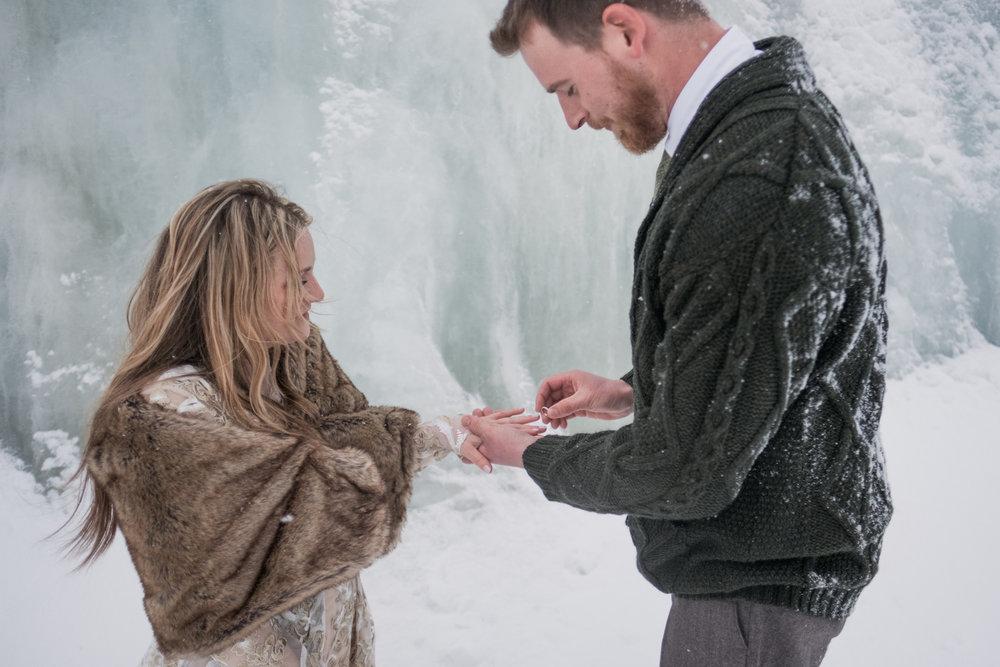 Wedding + vows