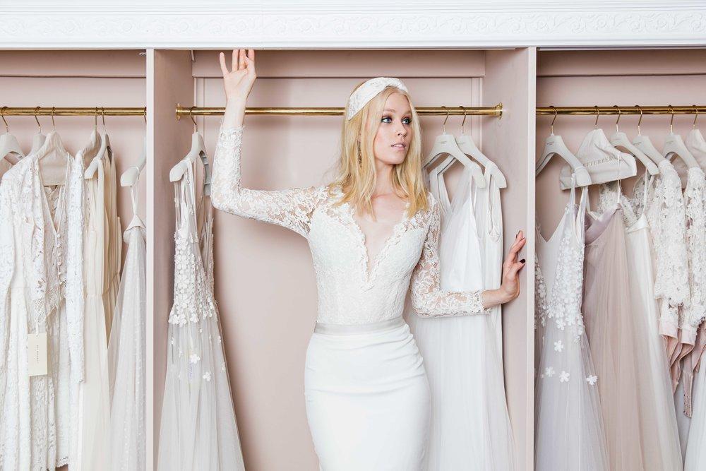 brudklänningar zetterberg couture