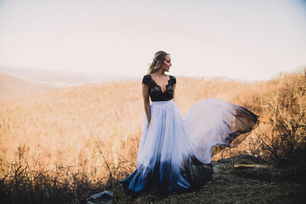 Underbara kjol till bröllopet