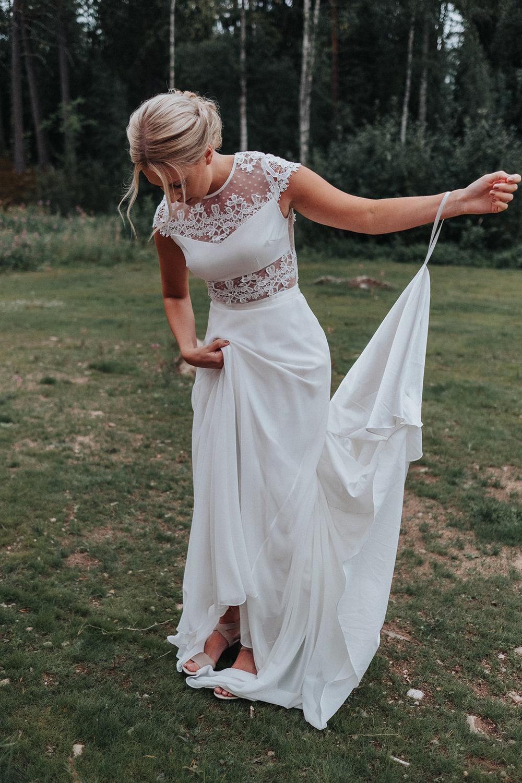 Brudklänning bröllopsinspiration