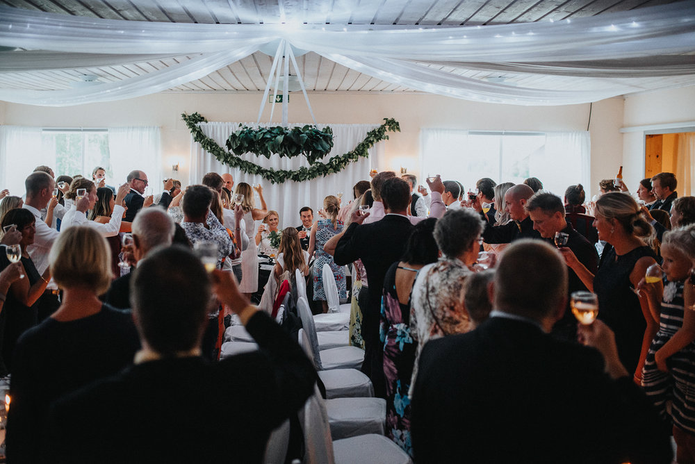 Bröllopsberättelse bröllopsblogg