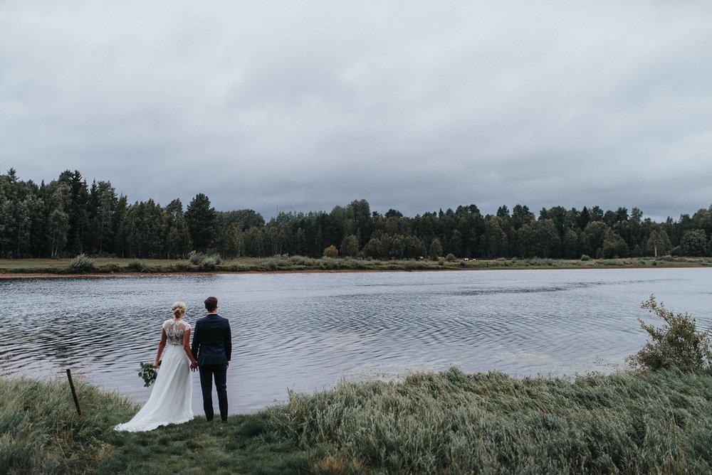 Bröllop i Dalarna + bröllopsblogg