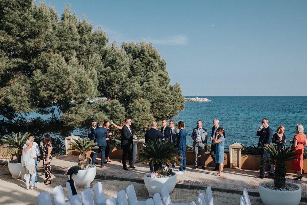 Destination wedding Mallorca