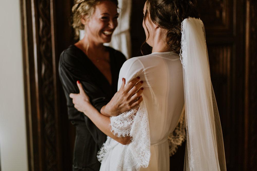 bröllopsblogg brud