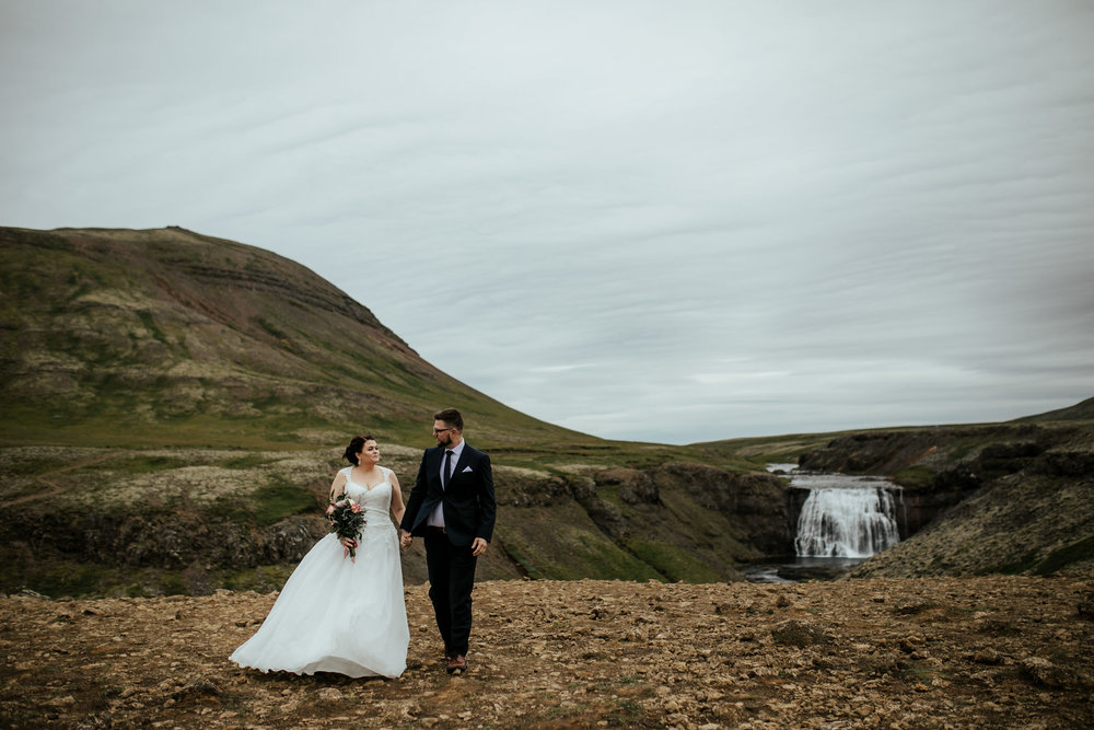 Bröllop på Island
