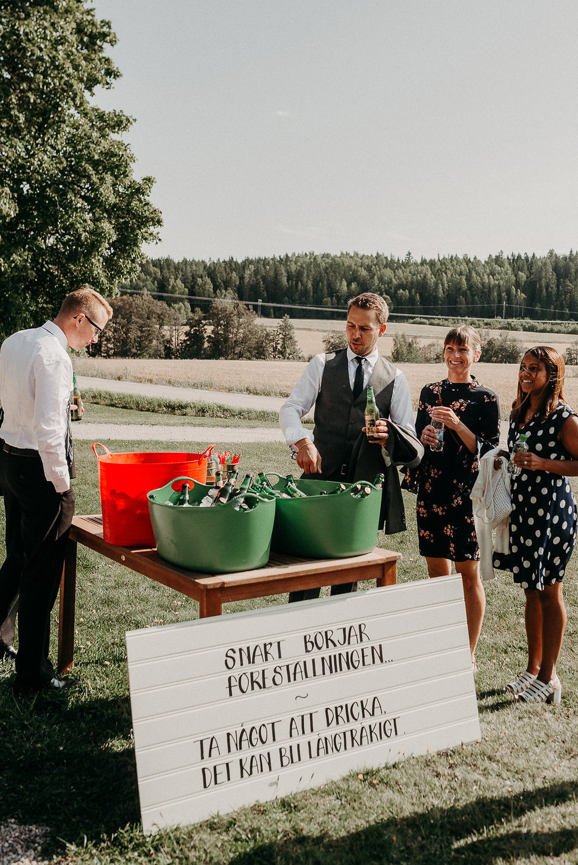 bröllopsberättelse