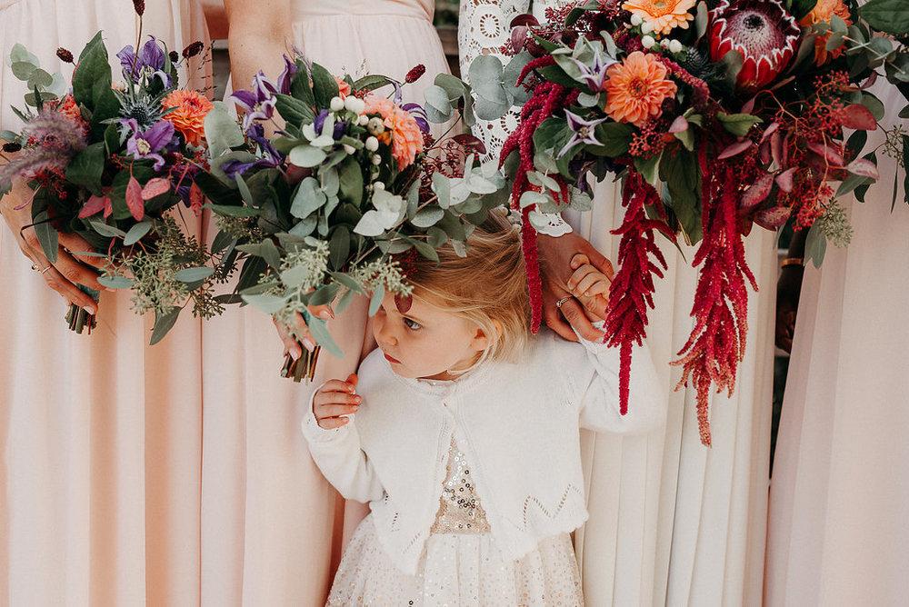 brudbuketter bröllop