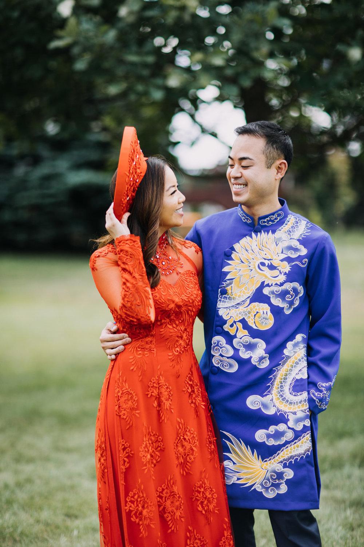 vietnamesiskt bröllop
