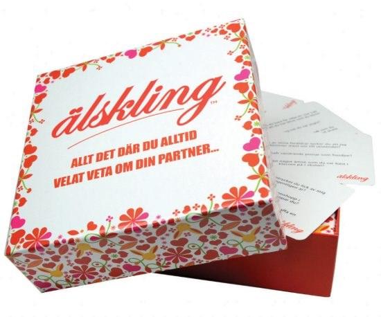 Spel Älskling , Adlibris
