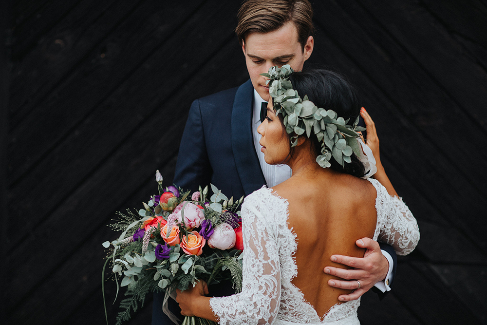 Loke Roos - Bröllopsfotograf