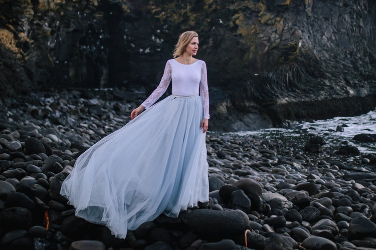 c1e272dfa17 Rent A Tulle Skirt For Your Wedding From Ellen Marie Bridal By Sisters In  Law