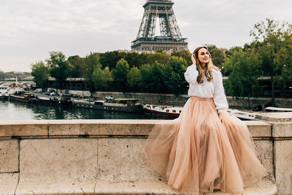 0a290eafff Get Inspired By The Different Colors Of Tulle Skirts From Ellen Marie Bridal  By Sisters In
