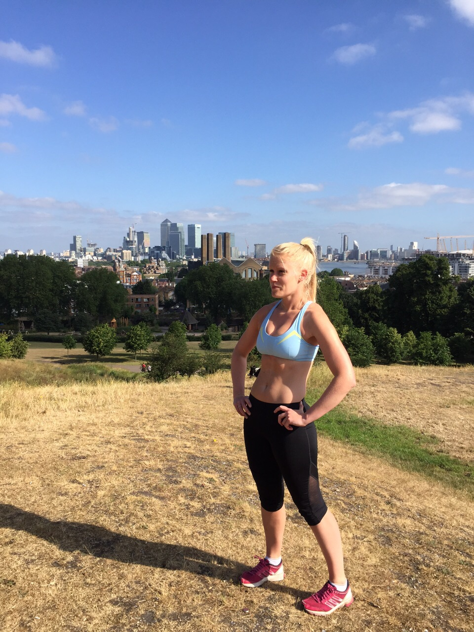 Image: Lucy Wheeler, Founder of Fitfluence