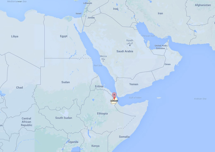 Africa time zone africa current time time in djibouti djibouti taste the world djibouti banana fritters midnight pie djibouti time zone map gumiabroncs Images