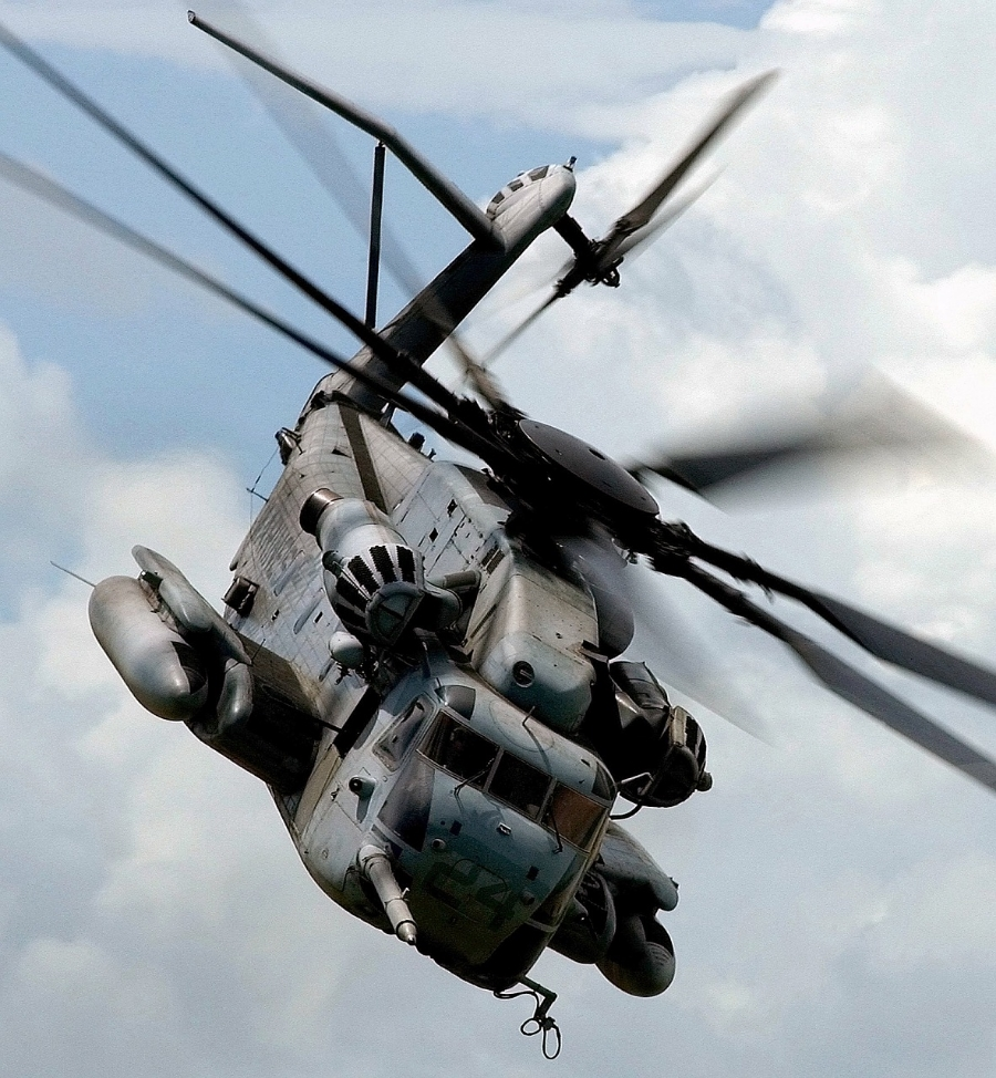 Injuries resulting from the operation of a helicopter include percussive hearing loss claims, ptsd, injuries sustained while entering and exiting the aircraft, traumatic blade injuries, traumatic crash injuries, and death.
