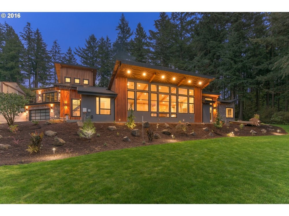 Private Residence - New Construction - West Linn, Oregon