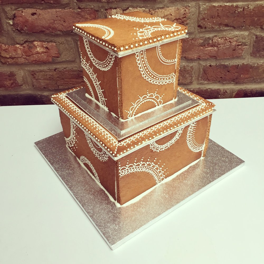 ed and fran tiered gingerbread box wedding centrepiece.jpg