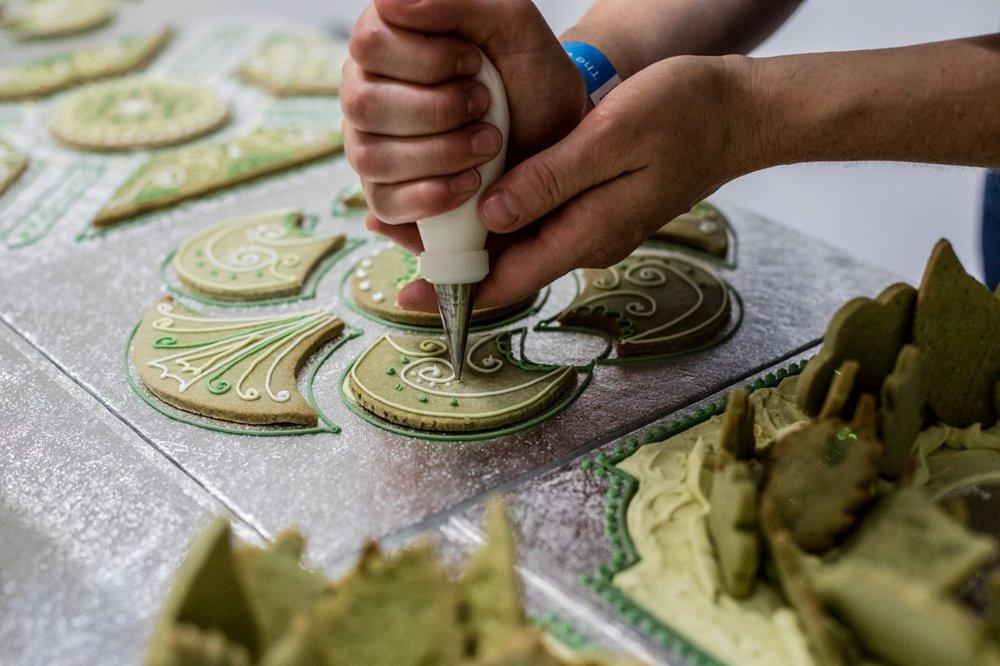 making of versailles green tea gardens